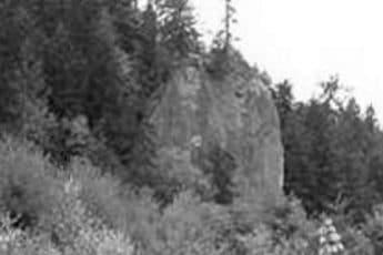 Jamestown Tribe's Tamanowas Rock